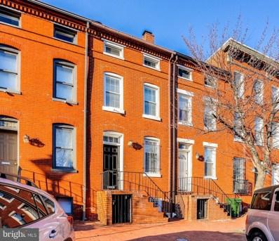746 McHenry Street, Baltimore, MD 21230 - #: MDBA438034
