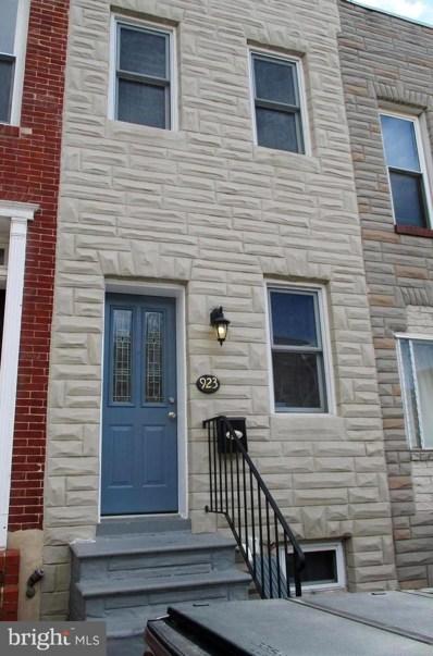 923 S Decker Avenue, Baltimore, MD 21224 - #: MDBA438042