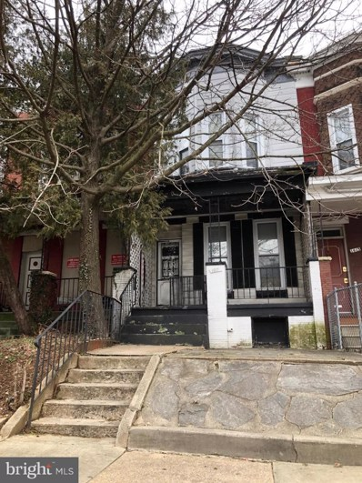 1617 N Rosedale Street, Baltimore, MD 21216 - #: MDBA438066