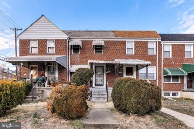 3602 Lyndale Avenue, Baltimore, MD 21213 - #: MDBA438134