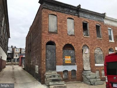 2487 Druid Hill Avenue, Baltimore, MD 21217 - #: MDBA438190