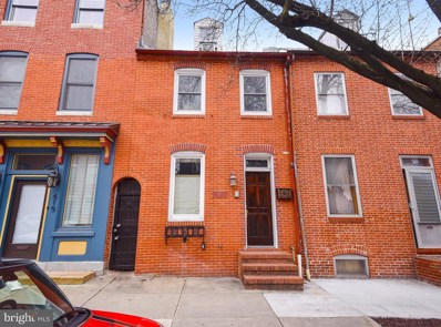 617 S Wolfe Street, Baltimore, MD 21231 - #: MDBA438216