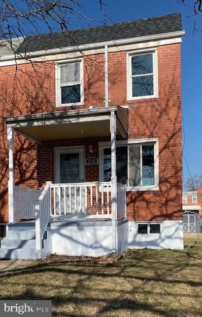 3718 Benson Avenue, Baltimore, MD 21227 - #: MDBA438250