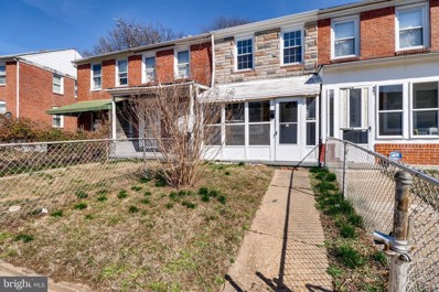 441 Roundview Road, Baltimore, MD 21225 - #: MDBA438308