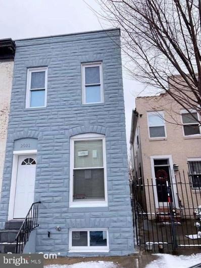 2031 Jefferson Street, Baltimore, MD 21205 - #: MDBA438348