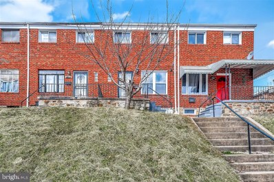 4412 Asbury Avenue, Baltimore, MD 21206 - #: MDBA438370