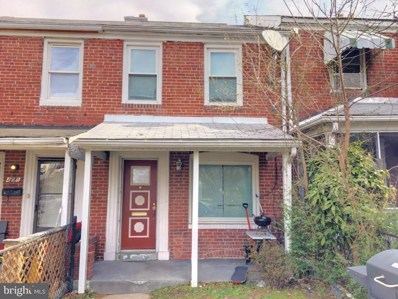 407 Roundview Road, Baltimore, MD 21225 - #: MDBA438376