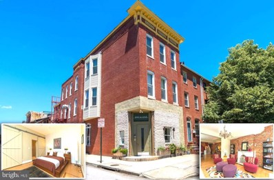 2920 Elliott Street, Baltimore, MD 21224 - #: MDBA438378