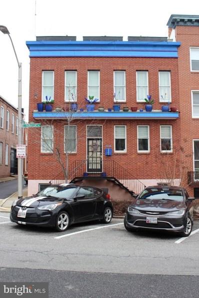 2222 E Fairmount Avenue E, Baltimore, MD 21231 - #: MDBA438414