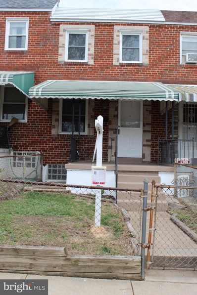 6312 Brown Avenue, Baltimore, MD 21224 - #: MDBA438422