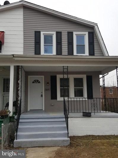 4111 Saint Thomas Avenue, Baltimore, MD 21206 - #: MDBA438434