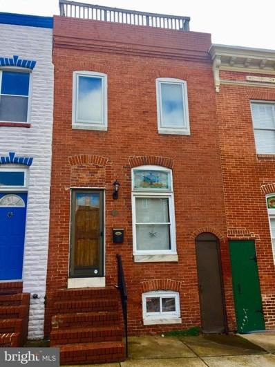 735 S Montford Avenue, Baltimore, MD 21224 - #: MDBA438464