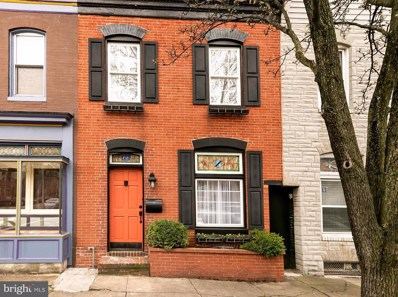 2121 Bank Street, Baltimore, MD 21231 - MLS#: MDBA438478