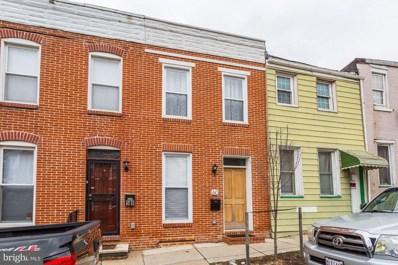 60 E Heath Street, Baltimore, MD 21230 - #: MDBA438516