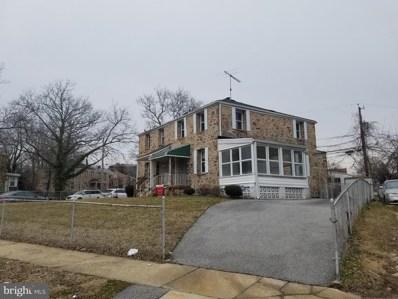 2522 Cylburn Avenue, Baltimore, MD 21215 - #: MDBA438534
