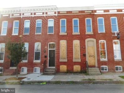 2215 Orleans Street, Baltimore, MD 21231 - #: MDBA438580
