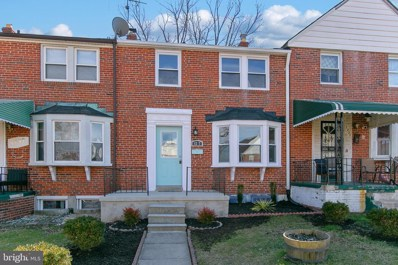 1237 Winston Avenue, Baltimore, MD 21239 - #: MDBA438694