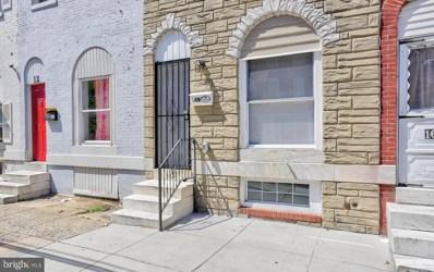 14 N Kresson Street, Baltimore, MD 21224 - #: MDBA438702