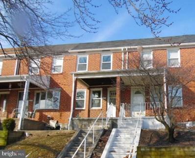 314 Kane Street, Baltimore, MD 21224 - #: MDBA438708