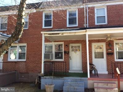 3571 Benzinger Road, Baltimore, MD 21229 - #: MDBA438728