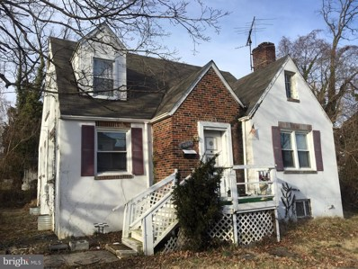 4401 Ivanhoe Avenue, Baltimore, MD 21212 - #: MDBA438746
