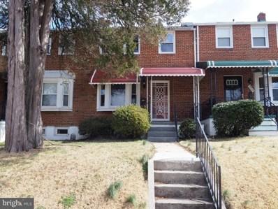 5717 Willowton Avenue, Baltimore, MD 21239 - #: MDBA438778