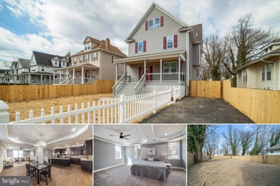 3402 Oakfield Avenue, Baltimore, MD 21207 - #: MDBA438782