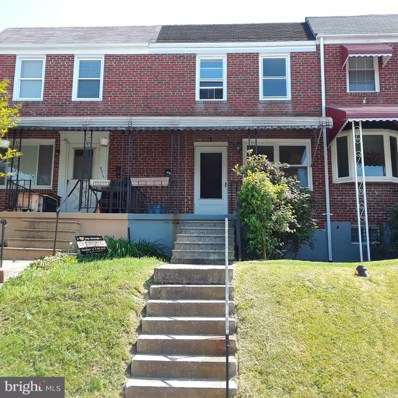 6613 Marne Avenue, Baltimore, MD 21224 - #: MDBA438818