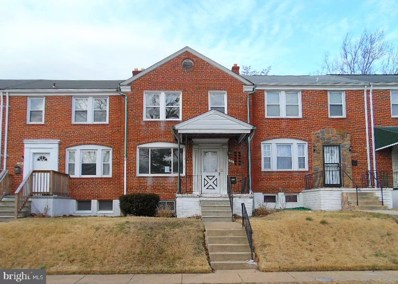 1546 Oakridge Road, Baltimore, MD 21218 - #: MDBA438842