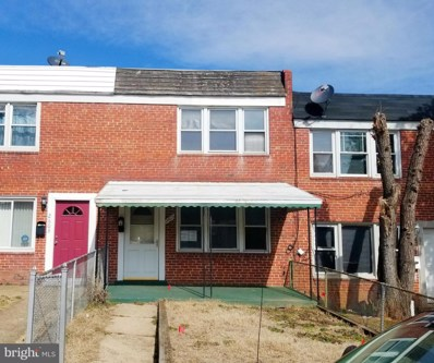 2605 Rittenhouse Avenue, Baltimore, MD 21230 - #: MDBA438888