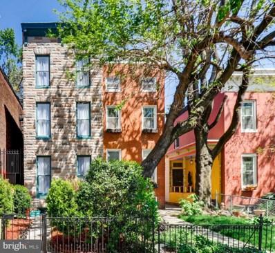1408 W Lombard Street, Baltimore, MD 21223 - #: MDBA438900