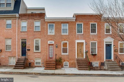 1532 William Street, Baltimore, MD 21230 - #: MDBA438920