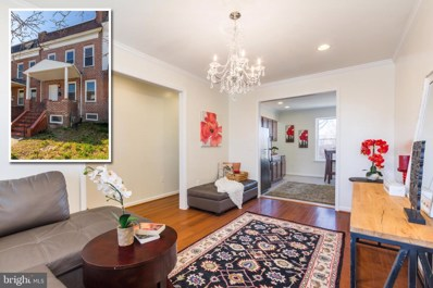 4410 Belair Road, Baltimore, MD 21206 - #: MDBA438922