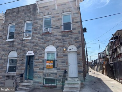 2601 Jefferson Street, Baltimore, MD 21205 - #: MDBA438940