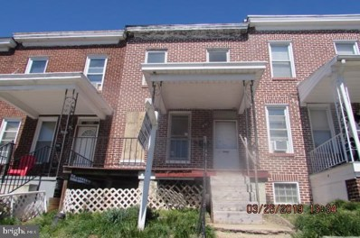3228 Ravenwood Avenue, Baltimore, MD 21213 - #: MDBA438952