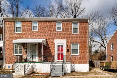 434 S Wickham Road, Baltimore, MD 21229 - #: MDBA438958