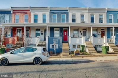 1310 Dellwood Avenue, Baltimore, MD 21211 - #: MDBA439006
