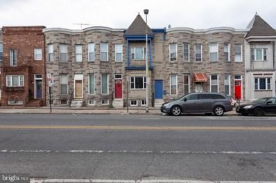 136 S Highland Avenue, Baltimore, MD 21224 - MLS#: MDBA439010