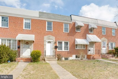 3546 Dudley Avenue, Baltimore, MD 21213 - #: MDBA439048