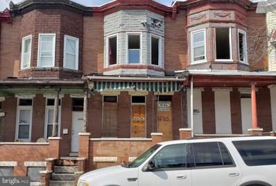 1630 Appleton Street, Baltimore, MD 21217 - #: MDBA439068