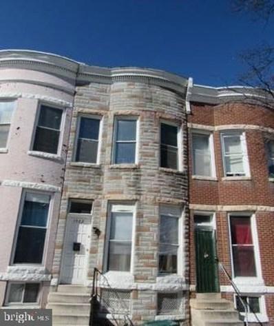1922 Cecil Avenue, Baltimore, MD 21218 - #: MDBA439078