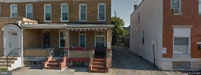 2418 Llewelyn Avenue, Baltimore, MD 21213 - #: MDBA439112