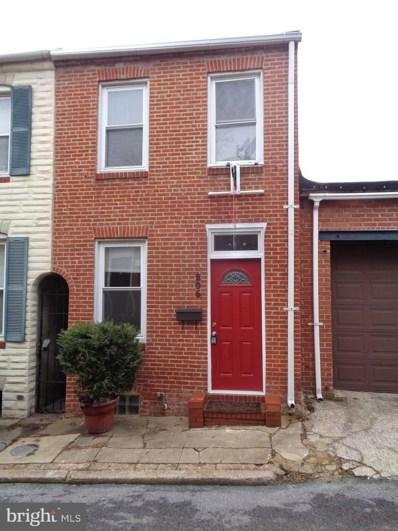 206 S Madeira Street, Baltimore, MD 21231 - MLS#: MDBA439126