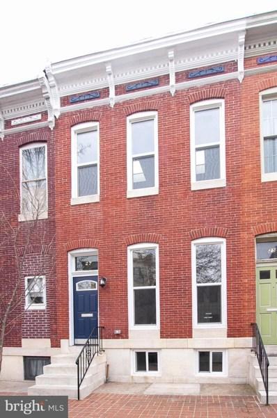 27 N Collington Avenue, Baltimore, MD 21231 - #: MDBA439128