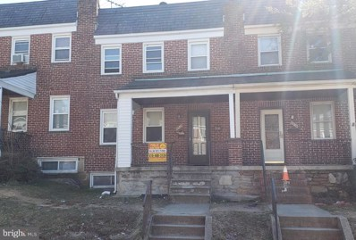 3215 Lawnview Avenue, Baltimore, MD 21213 - #: MDBA439200