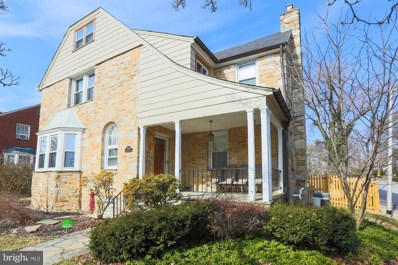 3500 Labyrinth Road, Baltimore, MD 21215 - #: MDBA439212