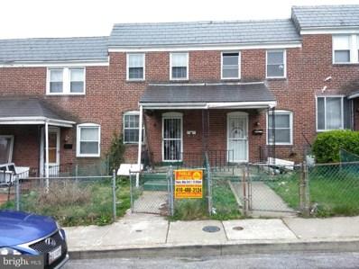 3709 Flowerton Road, Baltimore, MD 21229 - #: MDBA439232