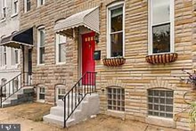 2737 Huntingdon Avenue, Baltimore, MD 21211 - #: MDBA439270