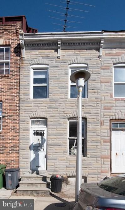 824 Mangold Street, Baltimore, MD 21230 - #: MDBA439280