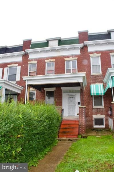 3717 Edmondson Avenue, Baltimore, MD 21229 - MLS#: MDBA439282